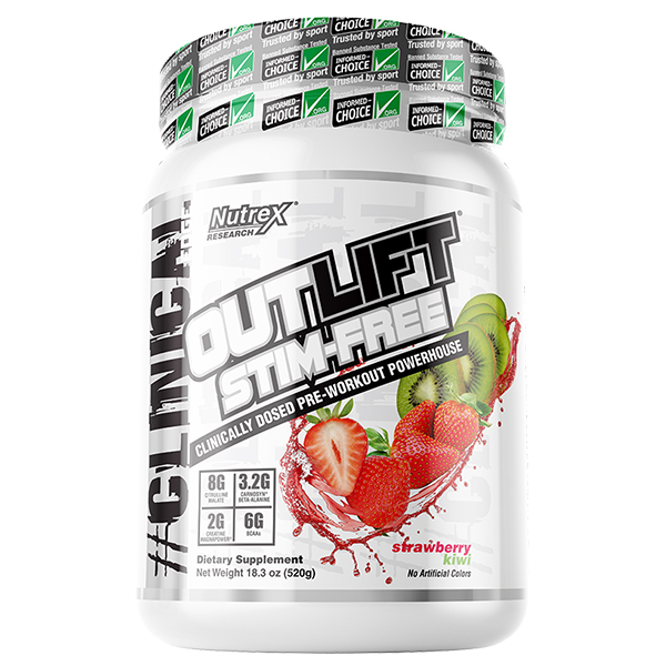 Nutrex OUTLIFT STIM-FREE