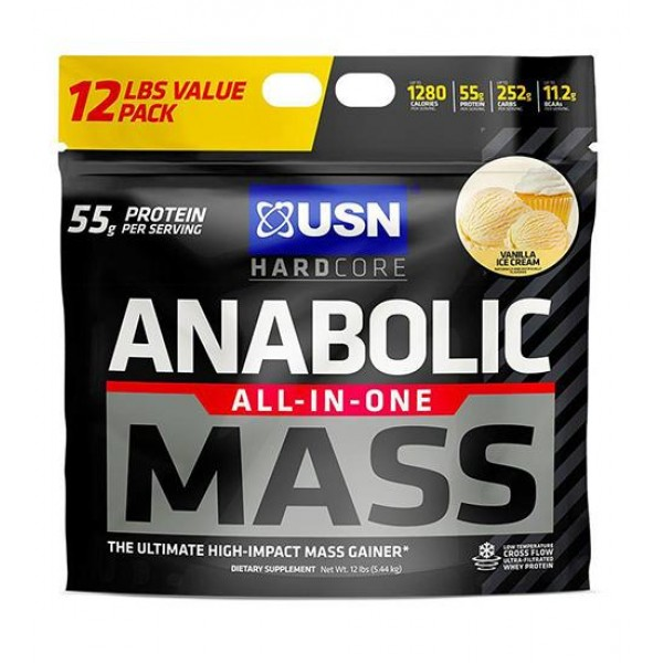USN NUTRITION ANABOLIC MASS GAINER