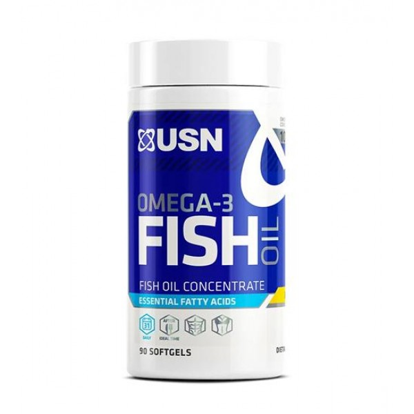 USN NUTRITION OMEGA 3 FISH OIL