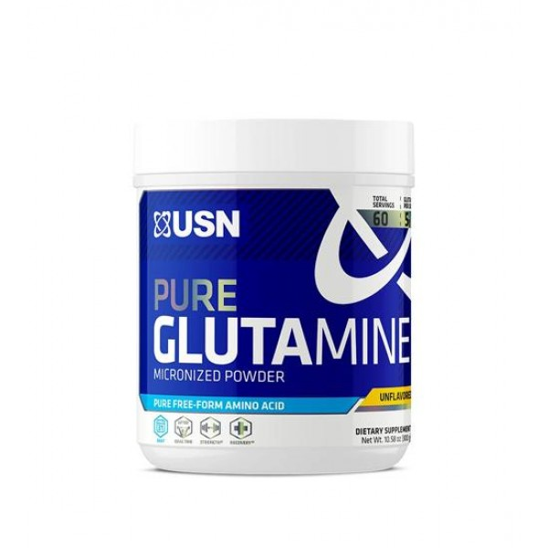 USN PURE GLUTAMINE: MICRONIZED