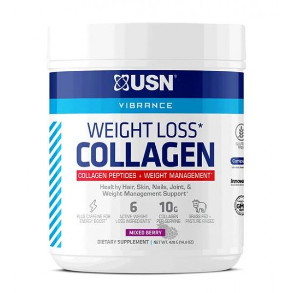 USN VIBRANCE WEIGHT LOSS COLLAGEN